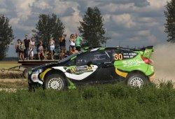 El Rally de Polonia consigue plaza en el WRC 2017