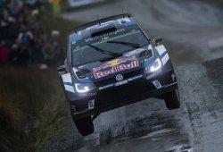 Sébastien Ogier marca el ritmo del Rally de Gales