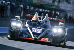 Strakka Racing se pierde la recta final del WEC