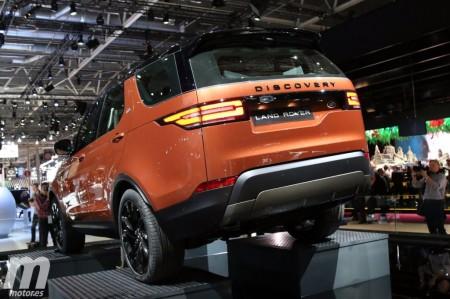 Precios del Land Rover Discovery 2017: la nueva generación ya está a la venta