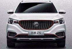 MG ZS: se filtran las primeras imágenes del nuevo crossover urbano