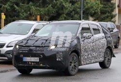 El nuevo Mitsubishi XR comienza sus pruebas en Europa