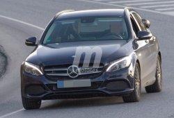 Mercedes apuesta por el hidrógeno, y esta mula F-Cell Hybrid lo demuestra