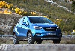 Prueba Opel Mokka X 2017, equilibrio inteligente (con vídeo)