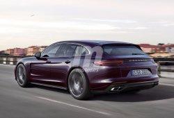 Porsche Panamera Shooting Brake: Así lucirá el nuevo Panamera familiar