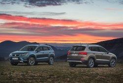 El SEAT Ateca estrena versiones de acceso diésel y gasolina