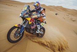 Toby Price y Sam Sunderland renuevan con KTM hasta 2019