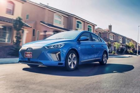 Hyundai introduce un IONIQ autónomo para mostrar sus avances tecnológicos