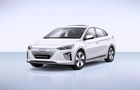 El Hyundai IONIQ incrementará su autonomía eléctrica en 2018
