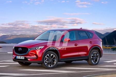 Mazda CX-5 2018: te anticipamos el diseño de la nueva generación