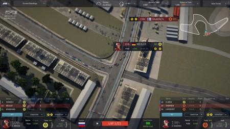 Motorsport Manager: ya disponible para Linux y primer parche de mejoras
