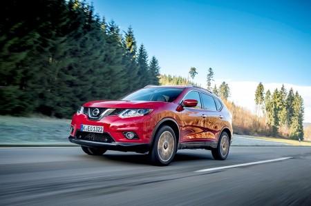 La gama 2017 del Nissan X-Trail estrena equipamiento y un motor más potente