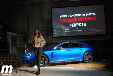 Porsche nos muestra su idea de la conectividad en sus coches