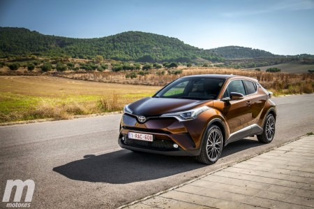 Prueba Toyota C-HR, una apuesta basada en la eficiencia