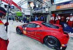 Scuderia Corsa confirma dos Ferrari 488 GTE para Le Mans