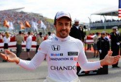 Alonso echa de menos luchar por el campeonato