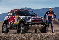 Dakar 2017: X-Raid se queda sin el 'rookie' Bryce Menzies