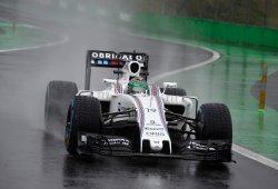 Pirelli trabaja en mejorar el calentamiento de los neumáticos de lluvia