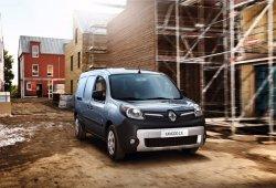 Renault Kangoo Z.E. 2017: nuevo motor y batería para aumentar su autonomía