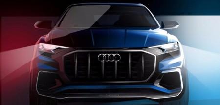 Audi Q8 Concept: bocetos de este prototipo que nos anticipará el nuevo SUV