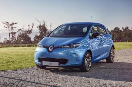 Precios del Renault Zoe 2017 con batería de 41 kWh: disponible desde 24.625€