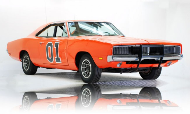 La azarosa vida del dodge charger 1969 general lee con for Is dodge general motors