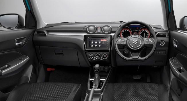 Suzuki Swift 2017 - interior