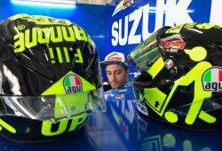 Iannone y Suzuki lideran el segundo día del test MotoGP