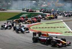 Doble cita española en la temporada 2017 de GP2 y GP3