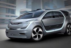 Chrysler Portal Concept: prototipo eléctrico y de conducción autónoma para el CES 2017