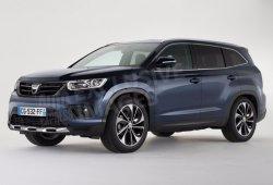 Dacia Grand Duster: el nuevo Duster de 7 plazas llegará en el 2018