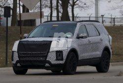 Ford Explorer: Ya ruedan los prototipos en su versión definitiva