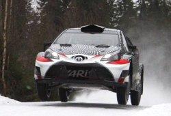 Jari-Matti Latvala comienza a preparar el Rally de Suecia
