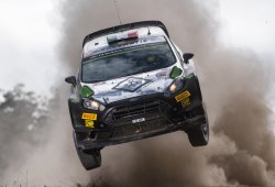 Bertelli fija sus tres rallies con el Fiesta RS WRC '17