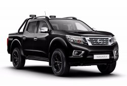 Nissan Navara Trek-1º: exclusividad y un mayor equipamiento de serie