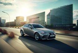 Lexus IS 2017: todos los precios de la renovada berlina deportiva