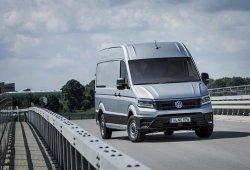 Volkswagen Crafter 2017: los precios del renovado vehículo comercial
