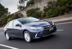Australia - Diciembre 2016: Toyota Camry, líder por segunda vez en 21 años