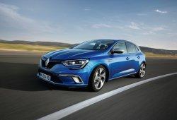 Europa - Diciembre 2016: El Renault Megane sigue ganando adeptos