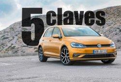 Volkswagen Golf 2017: las 5 claves de una importante puesta a punto