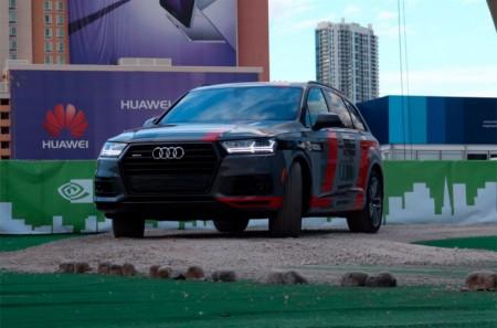 Conducción pilotada con inteligencia artificial: los avances de Audi en el CES 2017