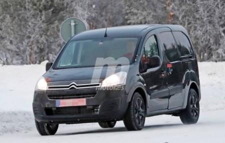 Citroën Berlingo III: PSA prosigue el desarrollo de la nueva generación