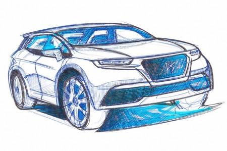 DS 7 Crossback 2018: detalles de la variante híbrida enchufable del nuevo SUV