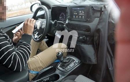 El interior de Hyundai Kona al descubierto por primera vez
