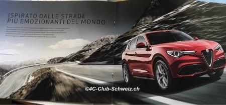 Alfa Romeo Stelvio First Edition: Filtrados sus datos y precio en Suiza
