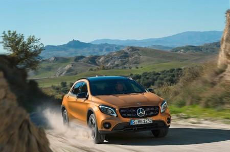 Mercedes GLA 2017: conoce los precios del renovado SUV compacto