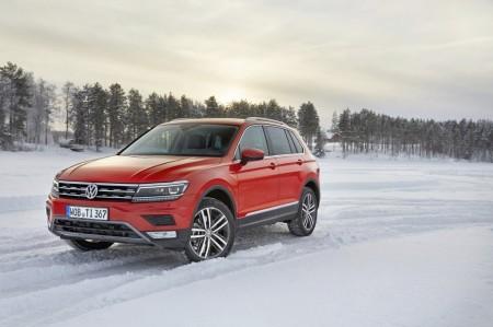 Noruega - Diciembre 2016: Récord para el Volkswagen Tiguan