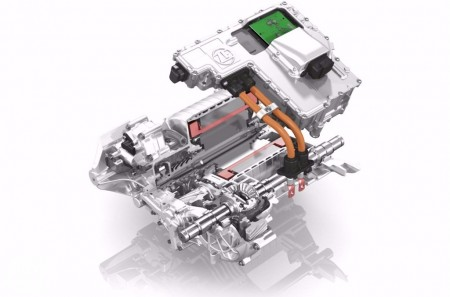 ZF ofrecerá un nuevo sistema de propulsión eléctrica a partir de 2018