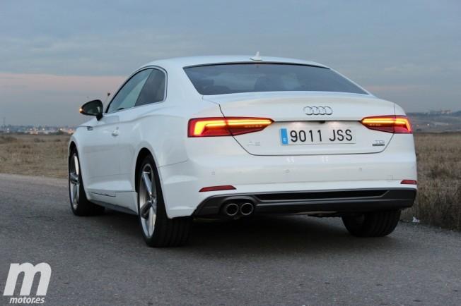 Prueba Audi A5 Coupé 30 V6 Tdi No Cambiar Del Todo Para Cambiarlo