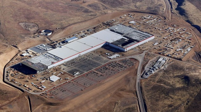 Gigafactoría de Tesla en Nevada, Estados Unidos